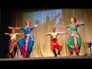 Школа индийских танцев Шанти