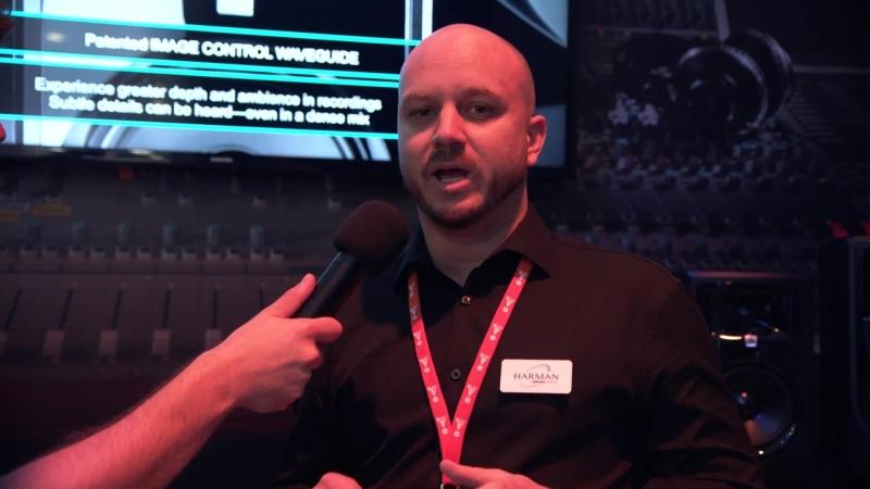 JBL 3 Series MKII Powered Studio Monitors - Winter NAMM 2018
