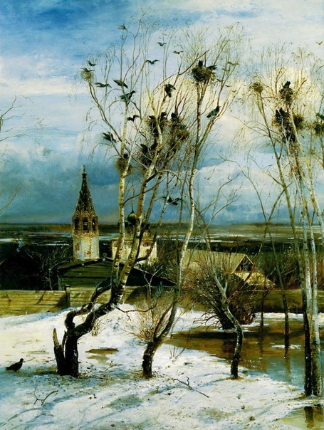 24 мая 1830 года родился Алексей Кондратьевич Саврасов