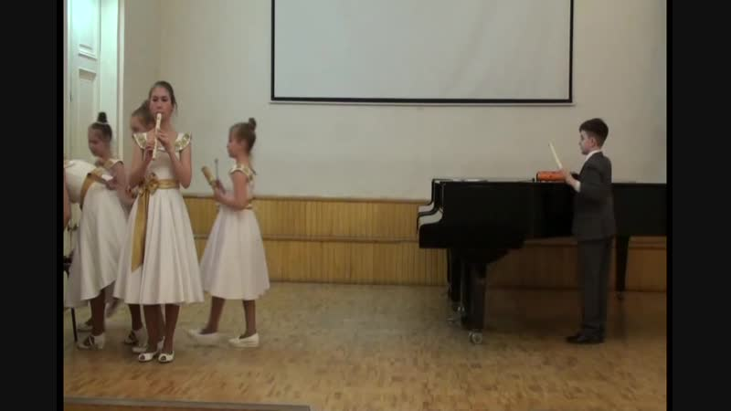 Ансамбль Созвучие (руководитель Людмила Ульянова). Вивальди