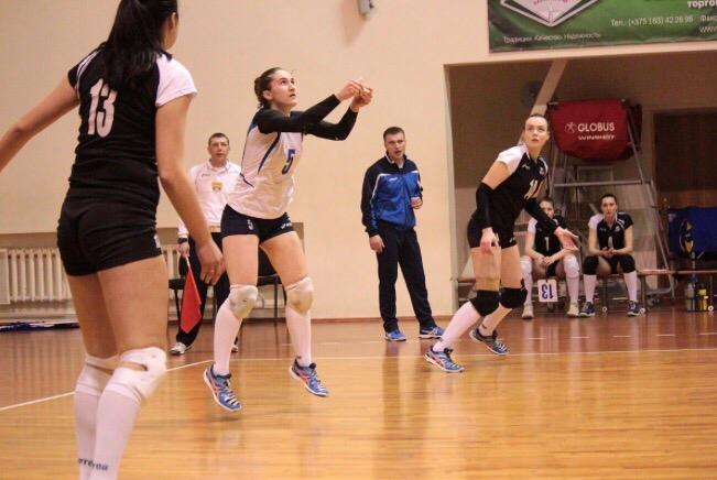 Каролина Запруцкая - Сборная ФМк по волейболу