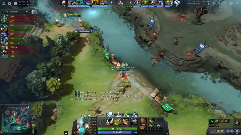 [Only Dota 2] ЗАРУБА ДНЯ! | Virtus.Pro vs EG 1 (BO3) | The Chongqing Major