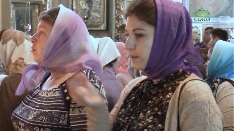Состоялись торжества в честь местночтимого чудотворного образа Богородицы «Чолнская»
