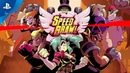 Speed Brawl Announcement Trailer PS4