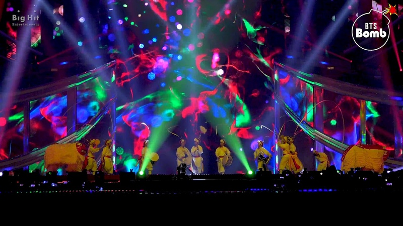 BANGTAN BOMB 'IDOL' Special Stage BTS focus @2018 MMA BTS 방탄소년단