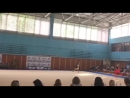 Тагильские гимнастки привезли серебро