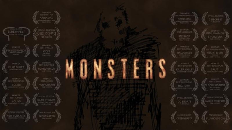 Monsters - Award Winning Post-Apocalyptic Horror Sci-fi Short Film