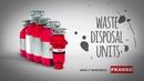 Franke Waste Management - Turbo Elite Waste Disposers - Installation - English
