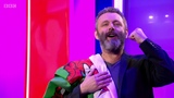 Michael Sheen's Speech for Wales at The One Show 06-07-2017