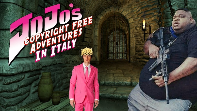 JoJo's Copyright Free Adventures In Italy - Episode 2