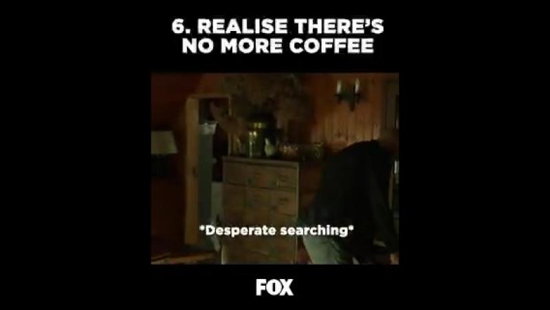 Кому-нибудь кофе?