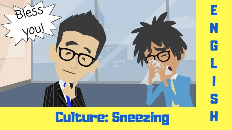 Cultural Competence Series: Sneezing