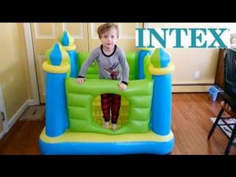 Jump-O-Lene Castle Bouncer from Intex