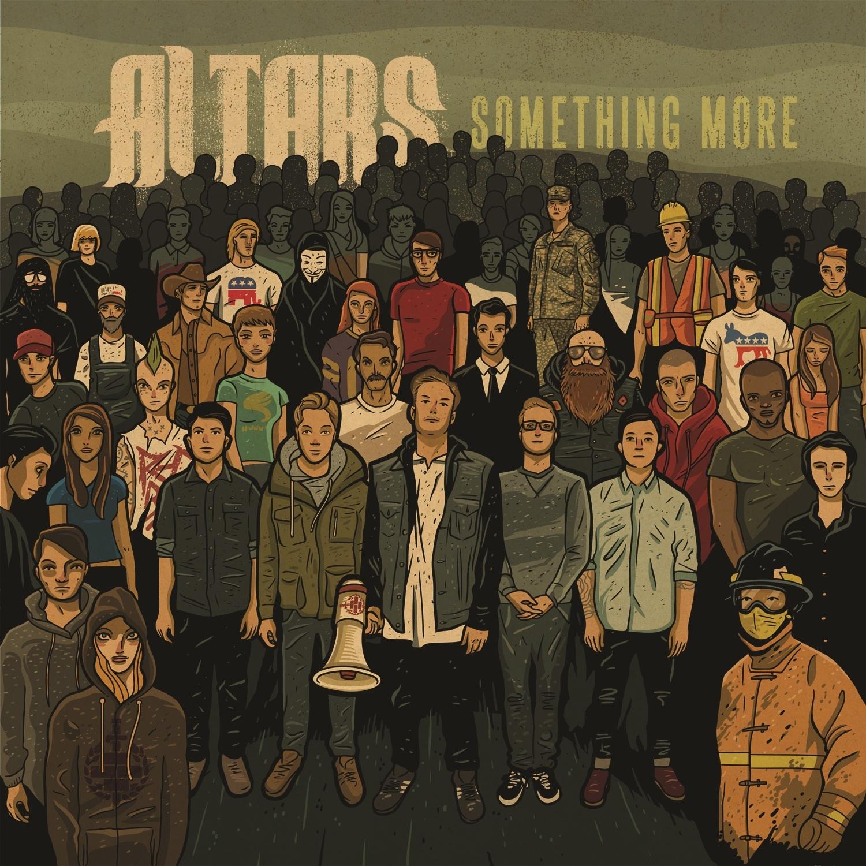 Altars - Something More (2013)