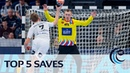 Top 5 Saves | Group Phase 2 | Men's EHF Cup 2018/19