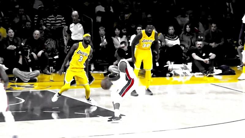 Basketball breaking ankles