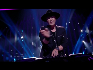 Gromee feat. Lukas Meijer - Light Me Up - Poland - LIVE - Second Semi-Final - Eurovision 2018