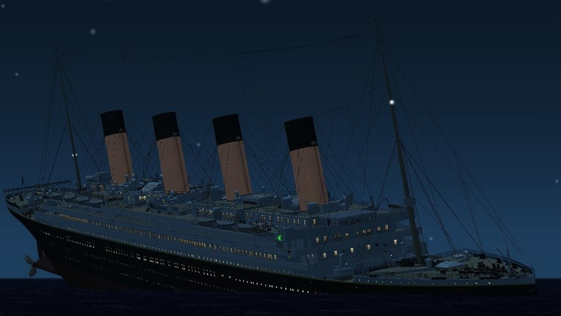 Titanic 105 Years: Fall Of The Giant Queen