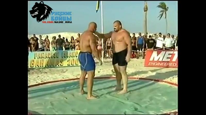 Василий Вирастюк против Мариуша Пудзяновского