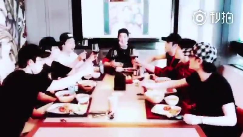 [VIDEO] Проект гонконгских агасэ для GOT7 (HQ)
