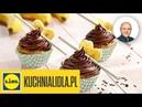 🍌 Muffiny bananowe z czekoladą - Paweł Małecki - Przepisy Kuchni Lidla
