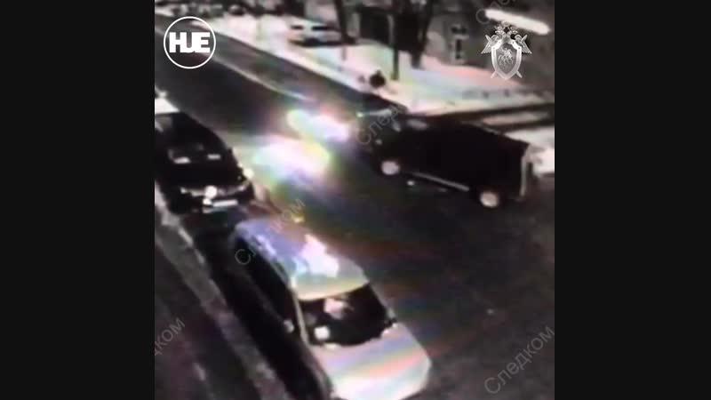 Московский бизнесмен обстрелял своих похитителей