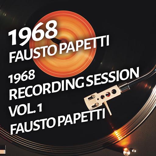 Fausto Papetti альбом Fausto Papetti - 1968 Recording Session, Vol. 1