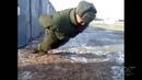 Отжимание без рук супер солдаты российской армии