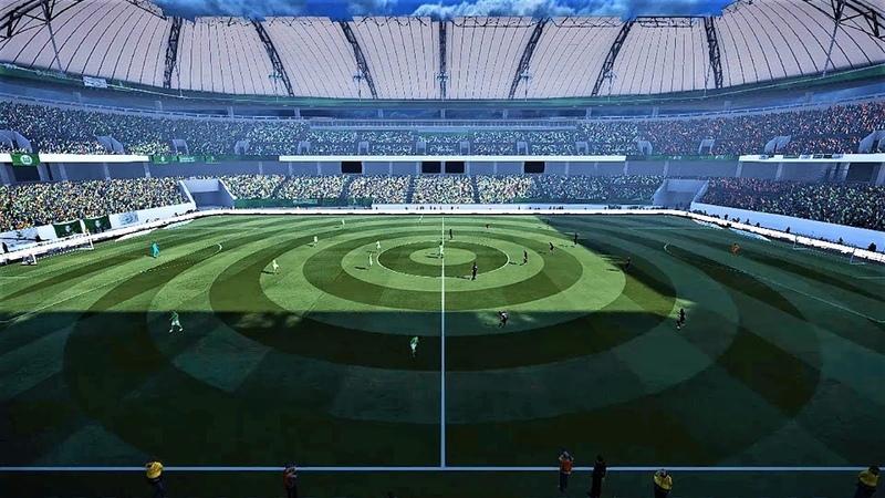 PES 2019 Converted Patch V3 AIO for PES 2017 Bundesliga Match | Wolfsburg vs Bayer 04 Leverkusen