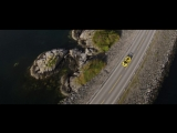 The Ford GT drives the iconic Atlantic Ocean Road in Norway