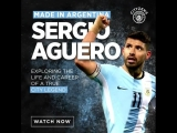 A feature-length film telling the story of @10aguerosergiokun's life and career through the eyes of his mum, dad and Lionel Mess