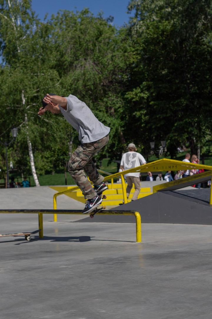 скейтборды контест самара