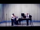 Антон Аренский Фортепианное трио № 1 ре минор соч 32 I часть