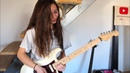 Pink Floyd - Another brick in the wall solo (Cover by Chloé)