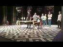 Репетиция спектакля Кабала святош во Владимире