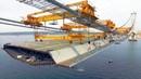 World Amazing Modern Suspension Bridge Construct Machines - Latest Technology Construction Machinery