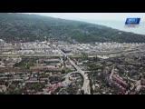 Реверсивное движение на Агойском перевале и изменение движения на виадуке в Туапсе