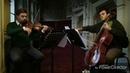 Duo Genovese - Kyrylov rehearsing Hoffmeister duo N1. 2nd mvt.