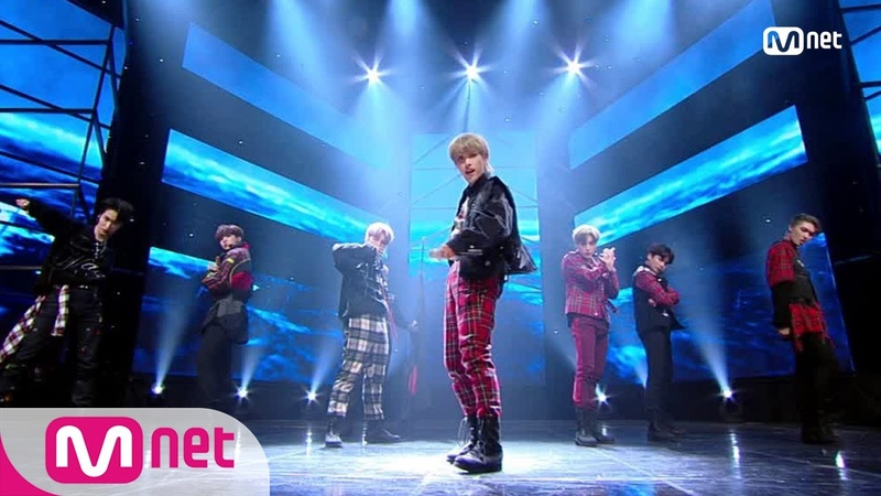 [ATEEZ - Pirate King] KPOP TV Show | M COUNTDOWN 181108 EP.595