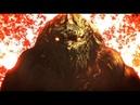 Godzilla Earth vs Mecha Godzilla (fan made animated battle)