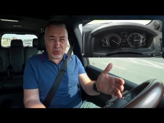 Toyota Land Cruiser 200 EXCALIBUR - почти Lexus LХ 570 - тест драйв Александра Михельсона  Тойота
