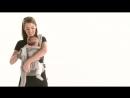 How Do I Crisscross Baby Carrier Straps Omni 360 Ergobaby