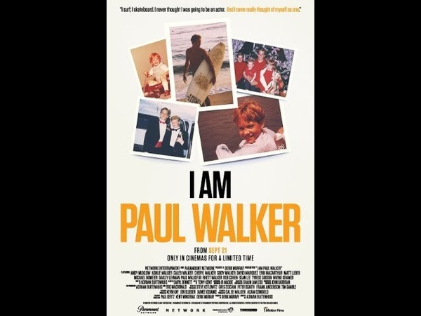 I Am Paul Walker Я Пол Уокер 2018 WEB DL