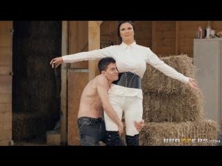 Jasmine jae (horsing around with the stable boy)[2018, anal,big ass,big tits,black hair,bubble butt,milf, hd 1080p]