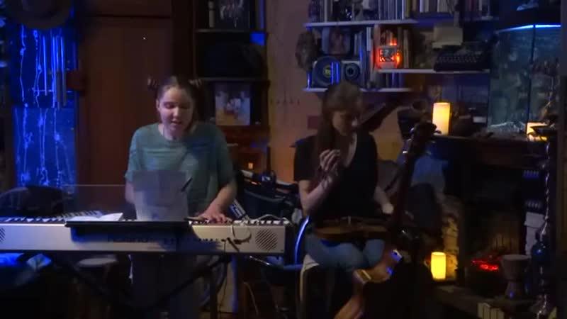 Дорога Венди, — Колыбельная под дождём (live у Добрера, 2016)
