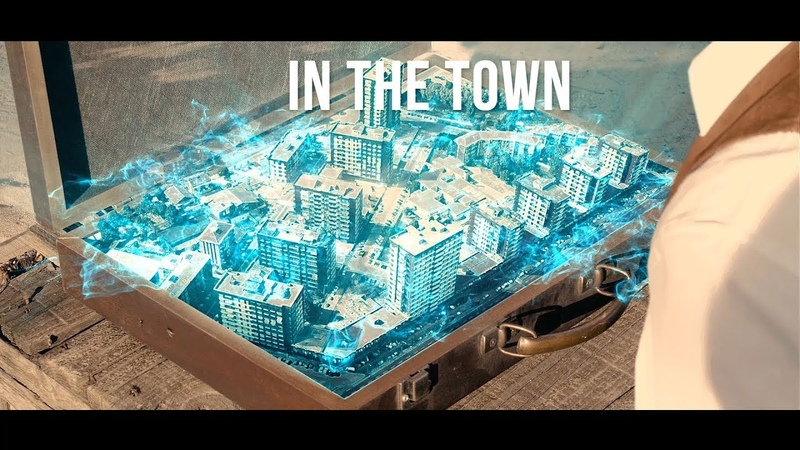 Gabry Ponte feat. Sergio Sylvestre - In The Town (Official Video)