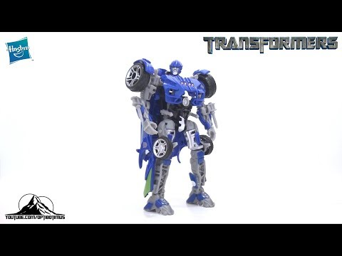 Video Review of the Universal Studios Transformers The Ride Exclusive Deluxe Evac