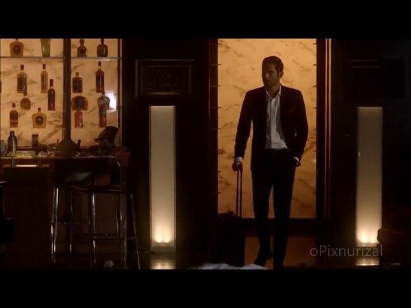 Lucifer gave Chloe a necklace S03E06