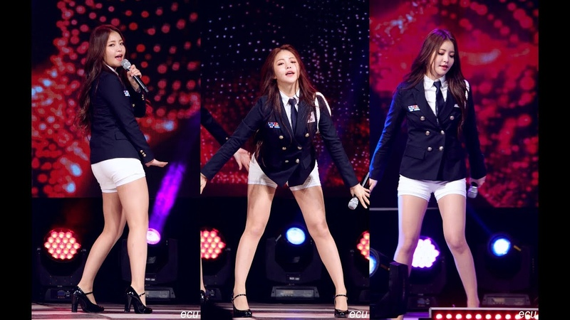 181025 Brave Girls - High Heels (Yujeong) @ KFN K-Force Special Show