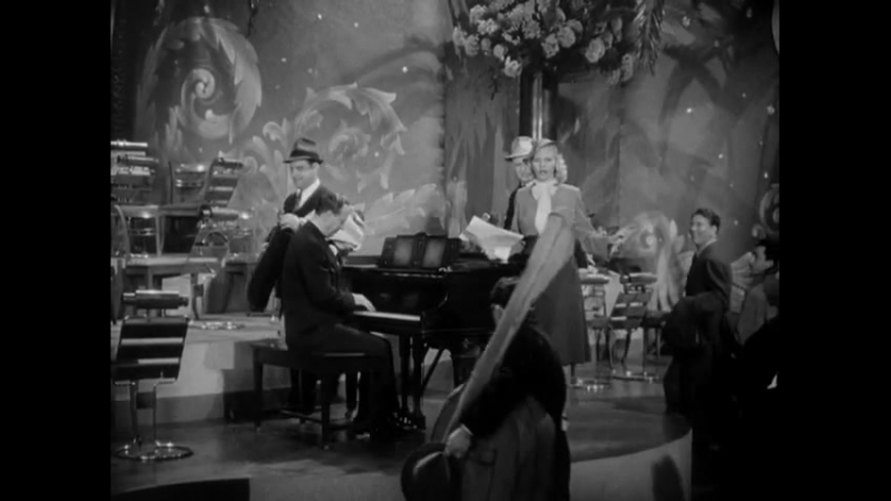 The Rarely Filmed Mabel Todd with Harry Seymour on Piano